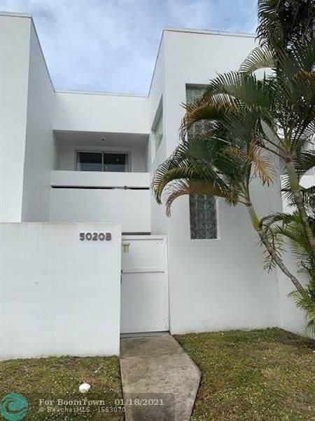 5020 Elmhurst Rd B, West Palm Beach, FL 33417 (MLS #F10267135) :: Castelli Real Estate Services