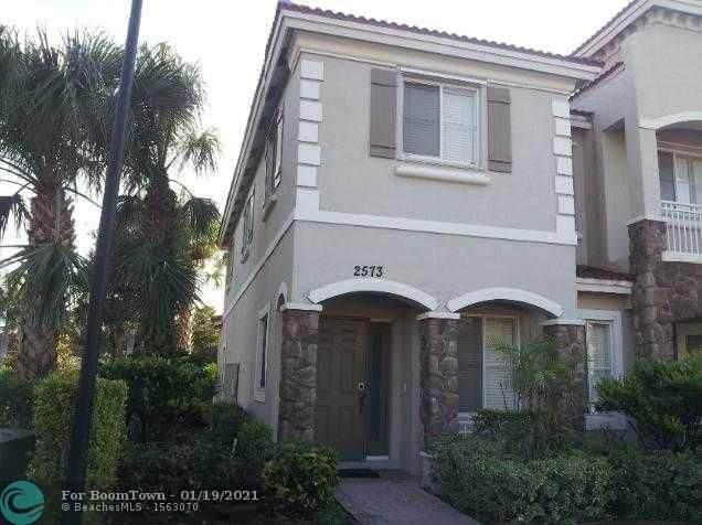 2573 SW 83rd Ave #101, Miramar, FL 33025 (#F10267251) :: Ryan Jennings Group