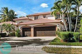 2507 Montclaire Cir, Weston, FL 33327 (MLS #F10267375) :: THE BANNON GROUP at RE/MAX CONSULTANTS REALTY I