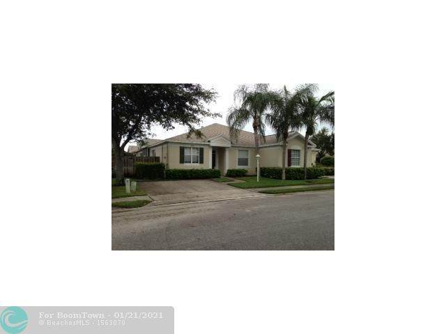 5830 French Plum Ln, Tamarac, FL 33321 (MLS #F10267690) :: THE BANNON GROUP at RE/MAX CONSULTANTS REALTY I