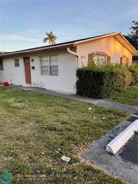 1870 NW 59TH WAY, Sunrise, FL 33313 (MLS #F10267710) :: Castelli Real Estate Services