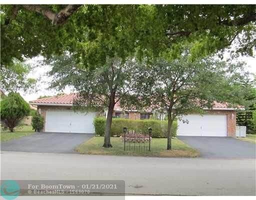 3106 NW 116th Ave, Coral Springs, FL 33065 (#F10267769) :: Dalton Wade