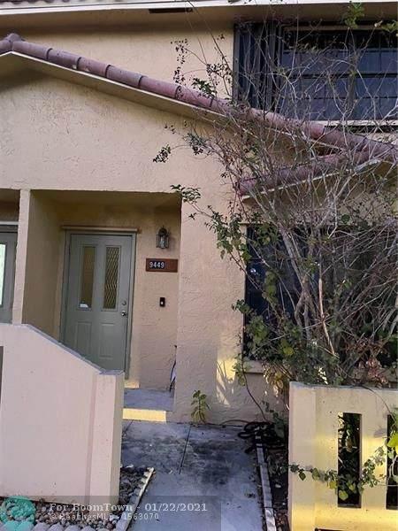 9449 NW 39th Pl #9449, Sunrise, FL 33351 (MLS #F10267775) :: Castelli Real Estate Services