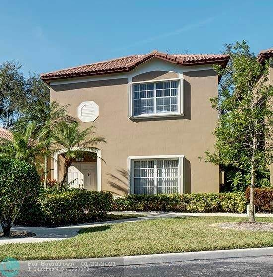 16106 Emerald Cove Rd, Weston, FL 33331 (MLS #F10267826) :: Berkshire Hathaway HomeServices EWM Realty