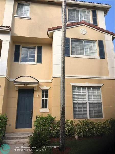 4549 Danson Way #4549, Delray Beach, FL 33445 (MLS #F10267857) :: Berkshire Hathaway HomeServices EWM Realty