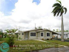 1641 NW 28th Ave, Fort Lauderdale, FL 33311 (MLS #F10267939) :: Patty Accorto Team