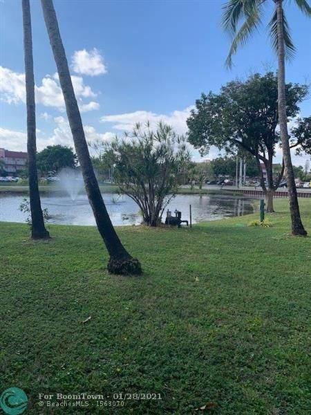 9380 Sunrise Lakes Blvd #105, Sunrise, FL 33322 (MLS #F10268625) :: Green Realty Properties