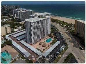 405 N Ocean Blvd #503, Pompano Beach, FL 33062 (MLS #F10269195) :: Green Realty Properties