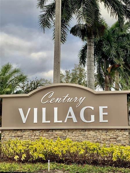 105 Southampton A #105, West Palm Beach, FL 33417 (MLS #F10269694) :: Berkshire Hathaway HomeServices EWM Realty