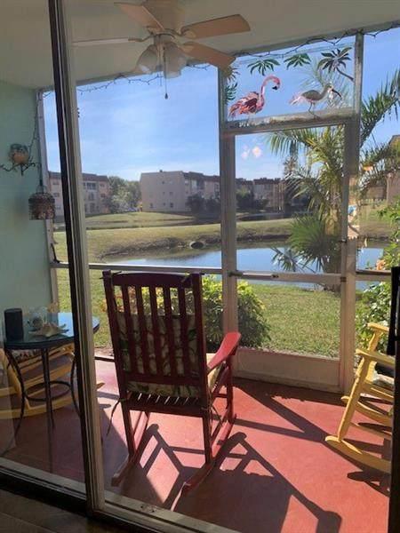 2801 N Pine Island Rd #104, Sunrise, FL 33322 (MLS #F10269802) :: Green Realty Properties