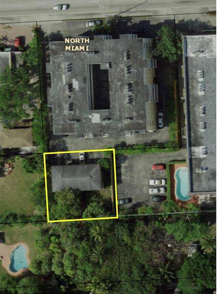 360 NE 125th St, North Miami, FL 33161 (#F10270633) :: Posh Properties