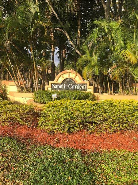942 Coral Club Dr #942, Coral Springs, FL 33071 (MLS #F10270838) :: United Realty Group