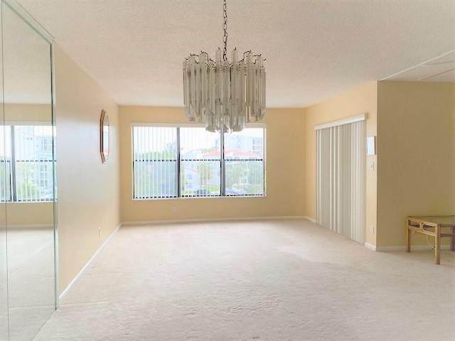 2302 S Cypress Bend Dr #408, Pompano Beach, FL 33069 (MLS #F10271102) :: Green Realty Properties