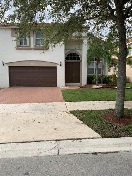 15689 SW 54 Ct, Miramar, FL 33027 (MLS #F10271248) :: Green Realty Properties