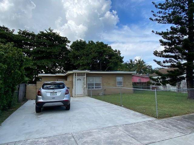 1717 NW 114th St, Miami, FL 33167 (MLS #F10272163) :: Berkshire Hathaway HomeServices EWM Realty