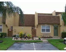 3581 NW 95TH TE #603, Sunrise, FL 33321 (MLS #F10272358) :: Castelli Real Estate Services