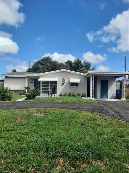 2311 N 70th Avenue, Hollywood, FL 33024 (MLS #F10272446) :: Green Realty Properties
