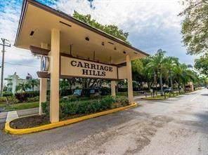 151 Berkley Rd #211, Hollywood, FL 33024 (MLS #F10272573) :: Green Realty Properties