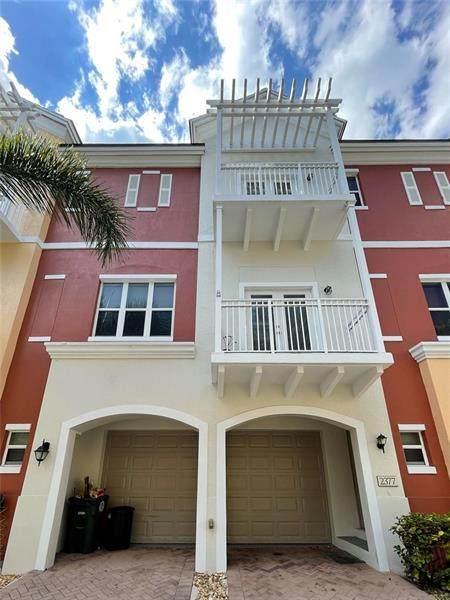 2377 Vintage Dr #2377, Lighthouse Point, FL 33064 (MLS #F10272592) :: Castelli Real Estate Services