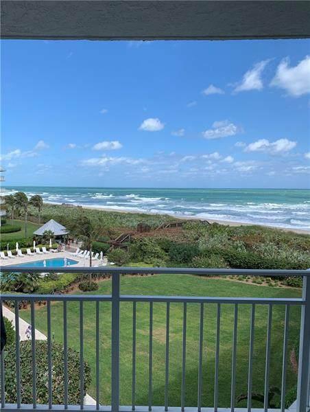 579 NE Plantation Rd 306-S, Stuart, FL 34996 (#F10272691) :: Real Treasure Coast