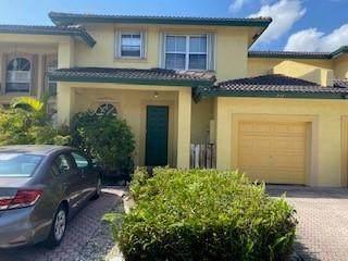 717 NE 195th St #717, Miami, FL 33179 (MLS #F10272798) :: Green Realty Properties