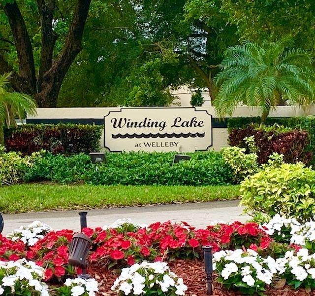 10013 Winding Lake Rd #207, Sunrise, FL 33351 (MLS #F10272828) :: Berkshire Hathaway HomeServices EWM Realty