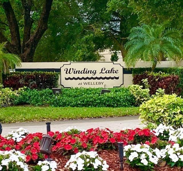 10013 Winding Lake Rd #207, Sunrise, FL 33351 (MLS #F10272828) :: The Howland Group