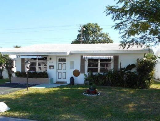 2920 NW 1st Ave, Pompano Beach, FL 33064 (MLS #F10272880) :: Castelli Real Estate Services