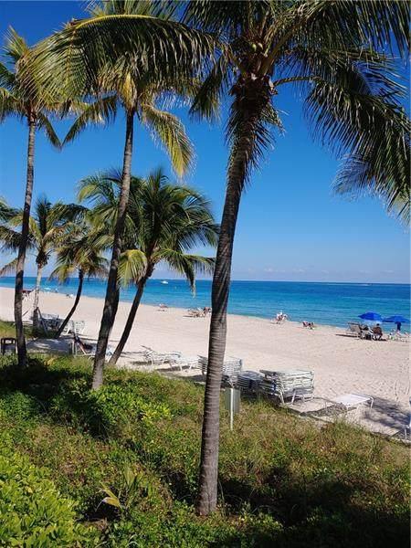 3900 Galt Ocean Drive #704, Fort Lauderdale, FL 33308 (#F10272942) :: Real Treasure Coast