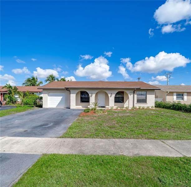 2334 NW 107th Ave, Sunrise, FL 33322 (MLS #F10273649) :: Berkshire Hathaway HomeServices EWM Realty