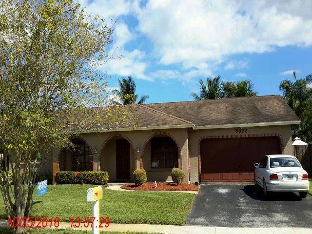 5322 SW 87th Ave, Cooper City, FL 33328 (MLS #F10273780) :: Green Realty Properties