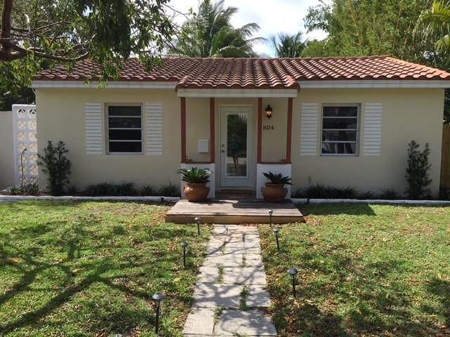 804 SW 18TH CT, Fort Lauderdale, FL 33315 (MLS #F10273982) :: GK Realty Group LLC