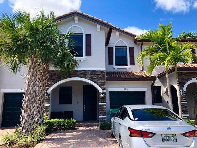 2715 NW 55th Ave, Margate, FL 33063 (MLS #F10274042) :: Dalton Wade Real Estate Group