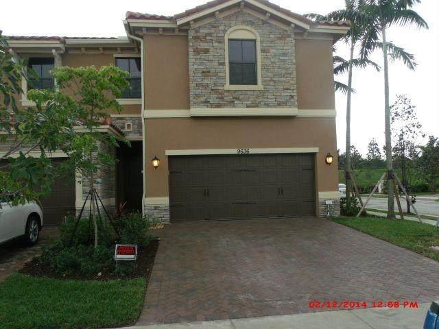 9636 Town Parc Cir S, Parkland, FL 33076 (MLS #F10274050) :: Castelli Real Estate Services