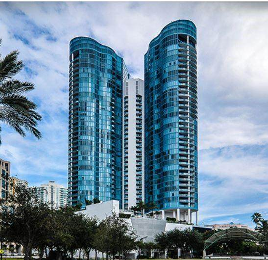 333 Las Olas Way #3706, Fort Lauderdale, FL 33301 (#F10274223) :: Baron Real Estate