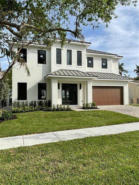 1109 SE 11th St, Fort Lauderdale, FL 33316 (MLS #F10274382) :: GK Realty Group LLC