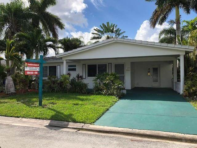 1635 NW 67th Ave, Margate, FL 33063 (#F10274480) :: Michael Kaufman Real Estate
