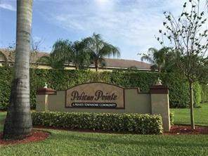228 SW 122nd Ter #228, Pembroke Pines, FL 33025 (MLS #F10274605) :: Dalton Wade Real Estate Group