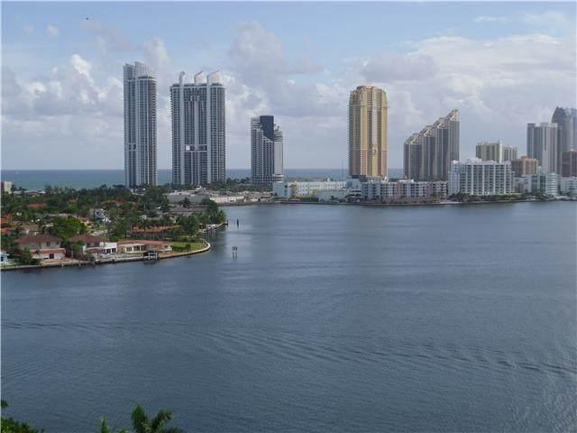3600 Mystic Pointe Dr #1514, Aventura, FL 33180 (MLS #F10274957) :: Green Realty Properties