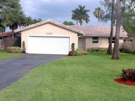1333 NW 87th Avenue, Coral Springs, FL 33071 (MLS #F10275514) :: The Paiz Group