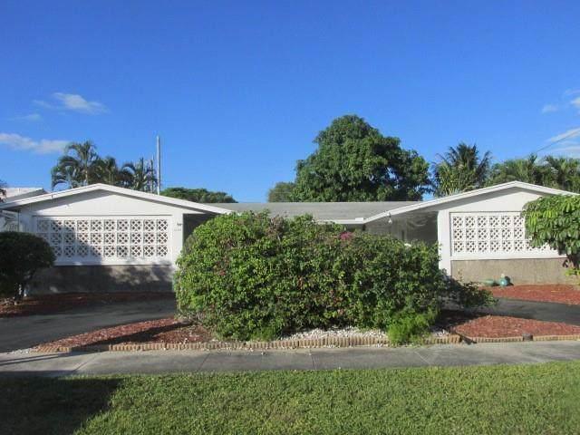 2155 NE 56th Ct, Fort Lauderdale, FL 33308 (MLS #F10277587) :: GK Realty Group LLC