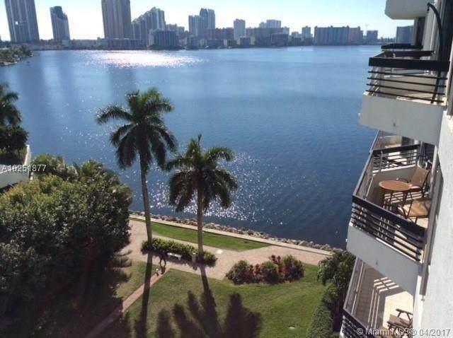 3600 Mystic Pointe Dr #816, Aventura, FL 33180 (MLS #F10277685) :: Green Realty Properties