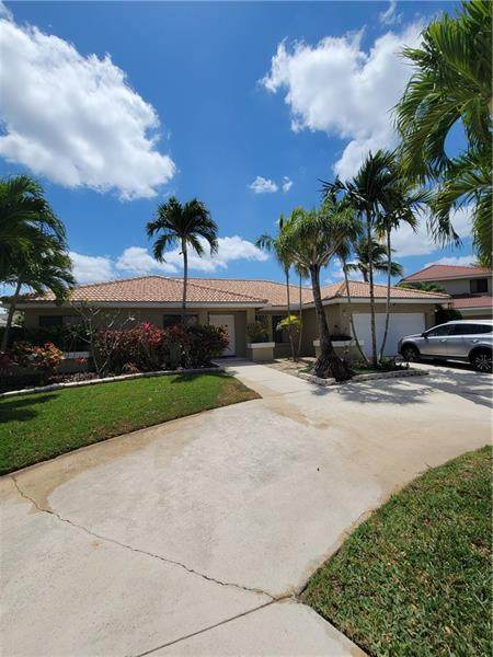 6424 NW 55th St, Coral Springs, FL 33067 (#F10279473) :: Baron Real Estate