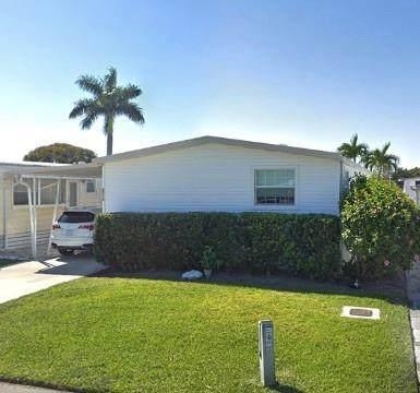2774 SW 54th St, Dania Beach, FL 33312 (MLS #F10279554) :: Dalton Wade Real Estate Group