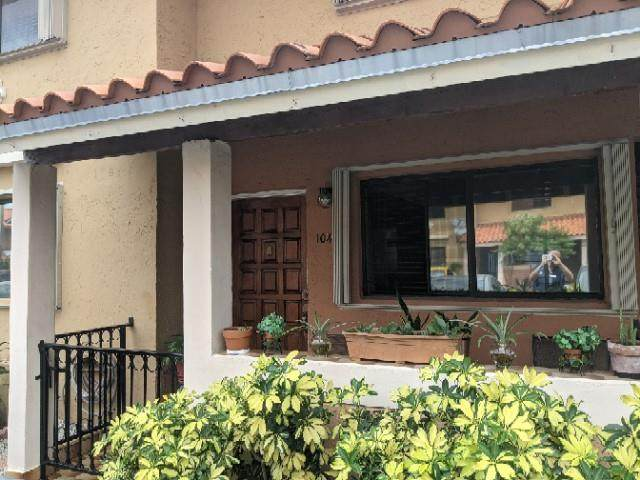 2780 W 61st St #104, Hialeah, FL 33016 (#F10279574) :: The Power of 2 | Century 21 Tenace Realty
