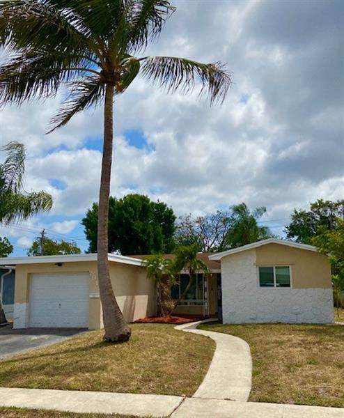 2011 N 49th Ave, Hollywood, FL 33021 (MLS #F10279591) :: Green Realty Properties