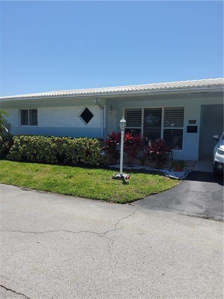 3132 Sheridan Ln #172, Hollywood, FL 33021 (MLS #F10279739) :: Castelli Real Estate Services