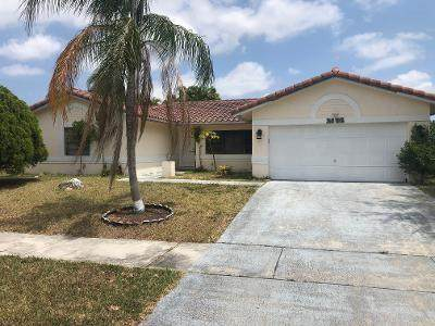 2152 NW 78th Ave, Margate, FL 33063 (MLS #F10279798) :: Green Realty Properties