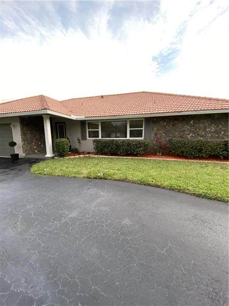 8854 NW 21st St, Coral Springs, FL 33071 (MLS #F10279918) :: Green Realty Properties