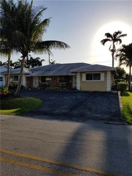 5100 NE 22nd Ave, Lighthouse Point, FL 33064 (MLS #F10279923) :: Castelli Real Estate Services